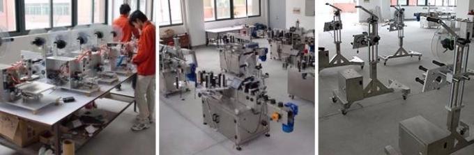 पेनिसिलिन बोतल के लिए स्वचालित Ampoule स्टीकर लेबलिंग मशीन / लेबलिंग मशीन