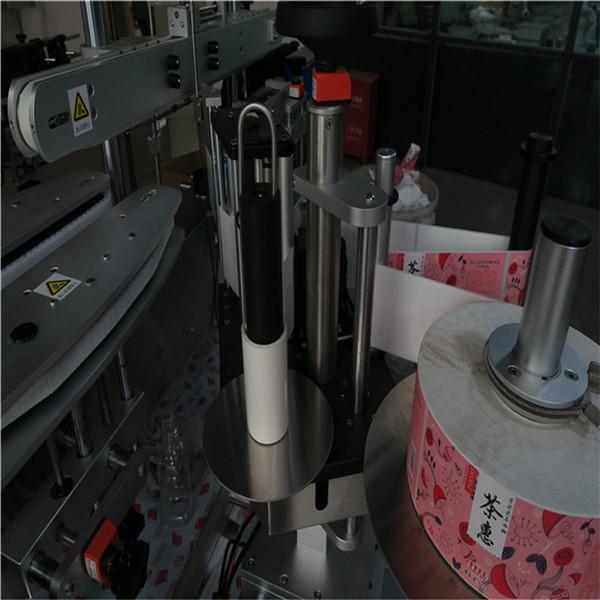 लेबलिंग मशीन प्रकार सिगल साइड / डबल / फेस साइड लेबल मशीनें