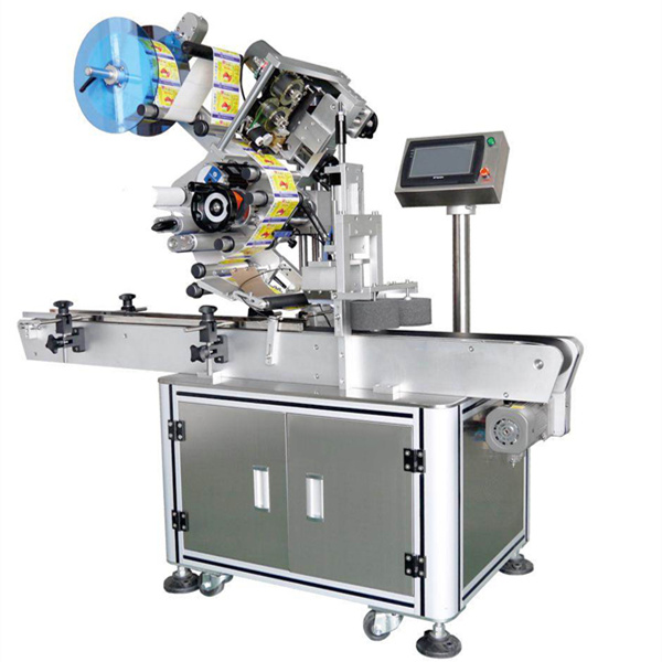 पेजिंग स्व चिपकने वाला लेबलिंग मशीन