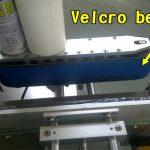 चिपकने वाला नेल पॉलिश लेबल ऐप्लिकेटर मशीन