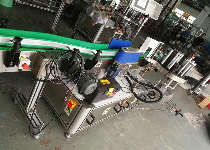 बीयर बोतल लेबल ऐप्लिकेटर, स्वचालित लेबलर मशीन 330 मिमी रोल व्यास