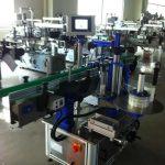 पूर्ण स्वचालित स्टीकर लेबल एप्लीकेटर, बोतल लेबलिंग मशीन