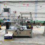 फ्रंट / बैक एंड व्रैप अराउंड लेबल एप्लीकेटर, लेबल एप्लीकेटर मशीन