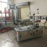 3000-5000 बी / एच के लिए पूर्ण स्वचालित स्क्वायर बोतल लेबलिंग मशीन लपेटें