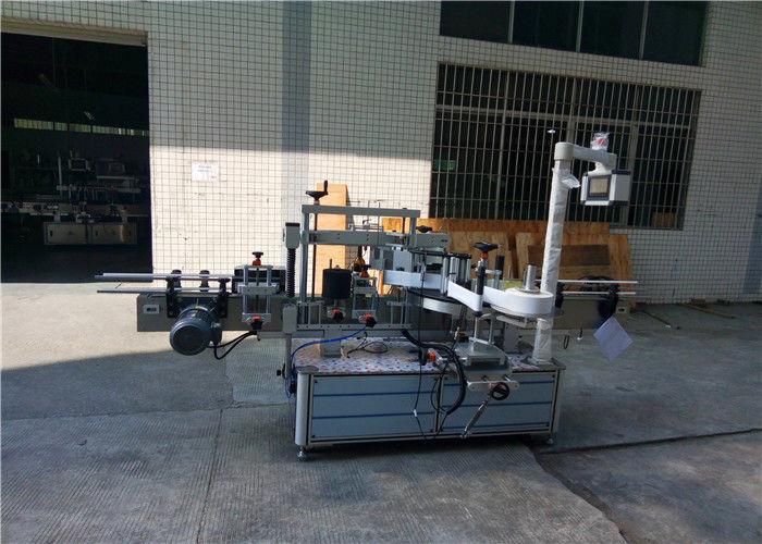 पूर्ण स्वचालित स्क्वायर बोतल लेबलिंग मशीनरी 4000-8000 बी / एच क्षमता