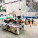 शैम्पू और डिटर्जेंट के लिए स्वचालित स्वयं चिपकने वाला लेबलिंग मशीन