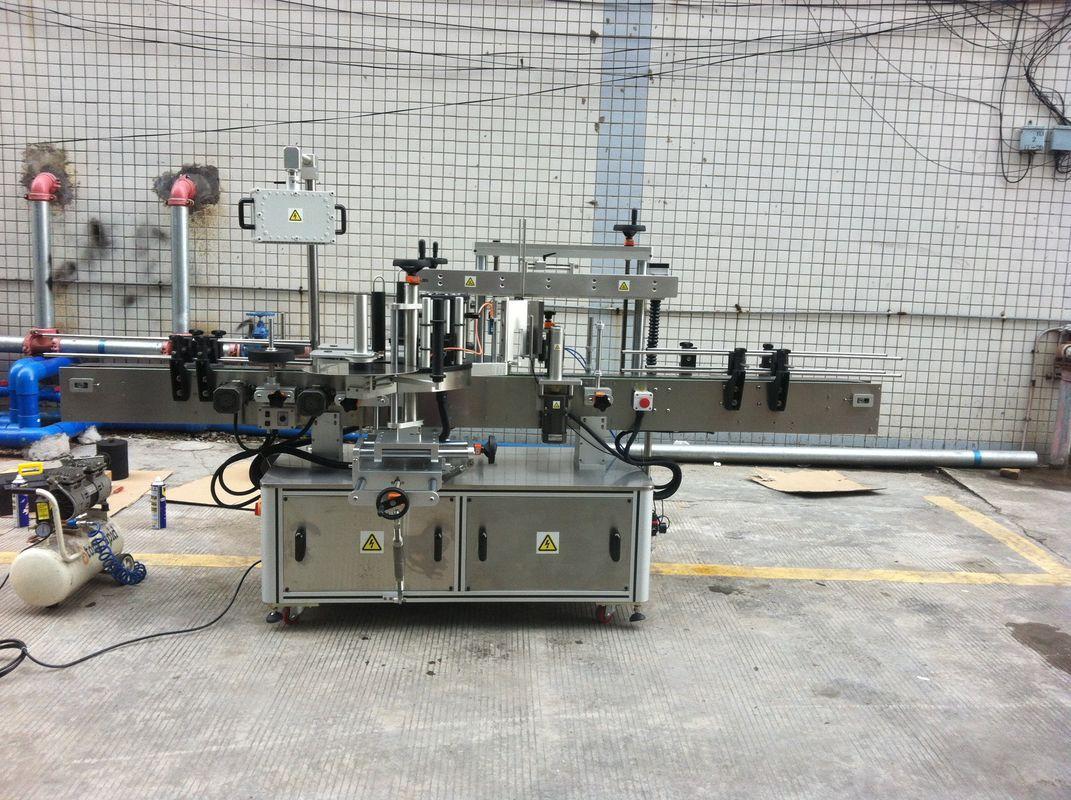 प्लास्टिक की बोतल लेबलिंग मशीन पानी की बोतल लेबलिंग उपकरण के लिए